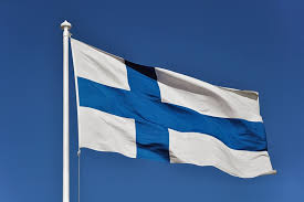Finnish Foundation Flag
