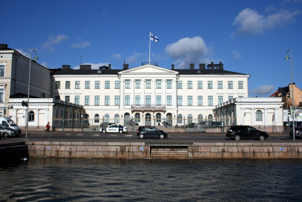 Finnish capitol