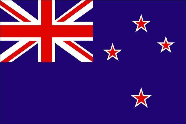 Bandera de Nova Zelanda