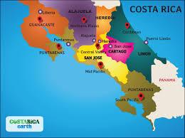 ကော့စတာရီမြေပုံ