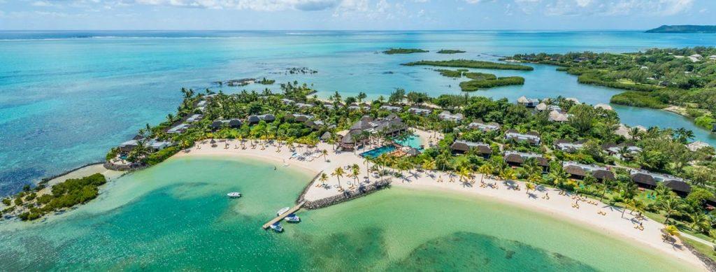 Mauritiusda Sahil
