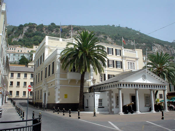 Gibraltar Asset Protection Trust Capitol