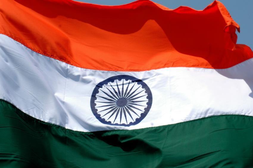 Indiako bandera