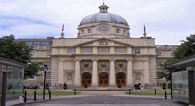 Irish LLC capitol building