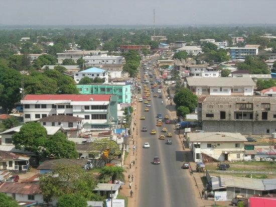 Monrovian Street