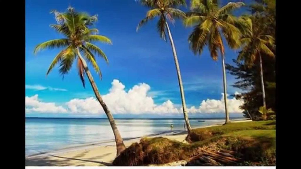 Beach in Labuan