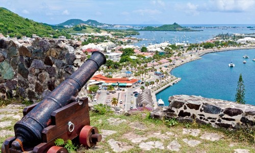 Canon in St. Maarten