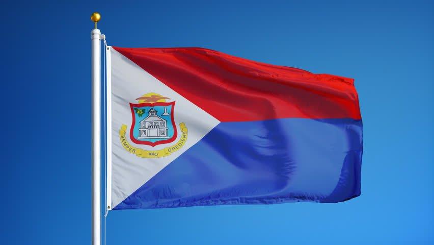 စိန့် Maarten အလံ