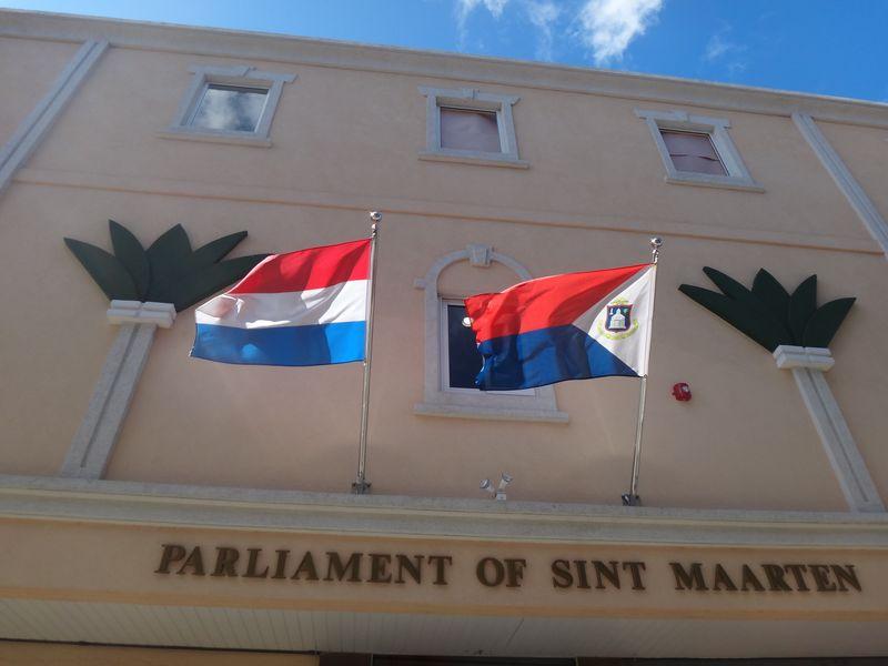 Sint Maartin Parliament