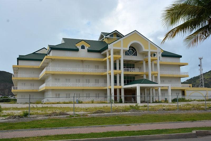 St. Maarten Trust Building