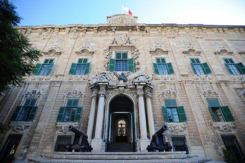 Malta capitol