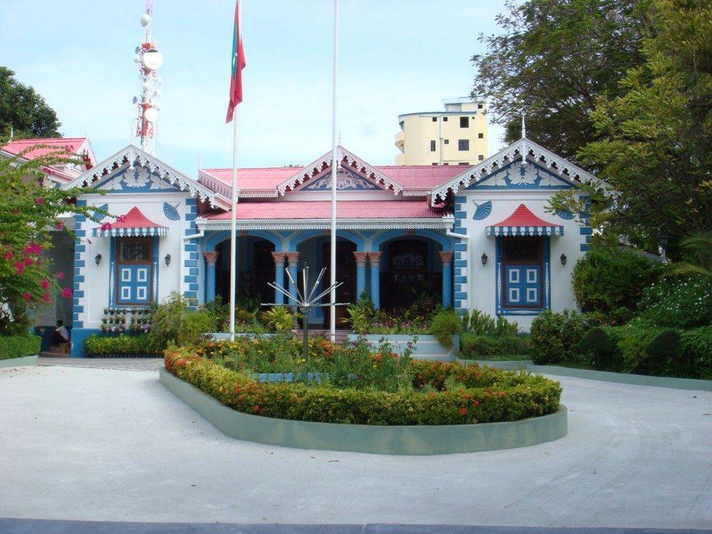 Maldives capitol