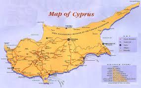 Kipr xəritəsi