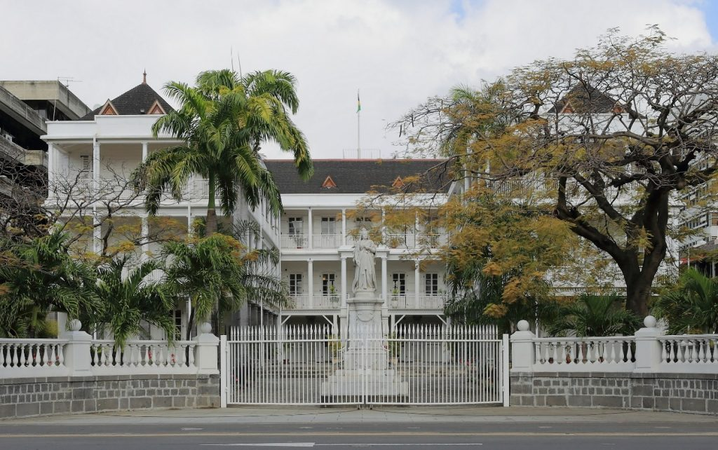Mauritius Trust Capitol