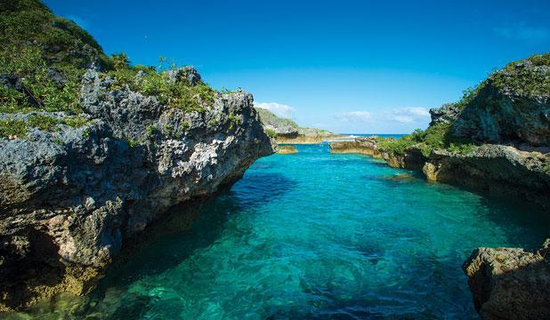 Niue Coastline