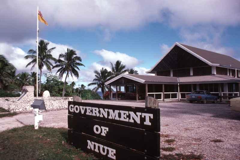 Niue Offshore Trust Building