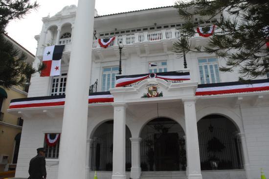Panamanian Capitol Building