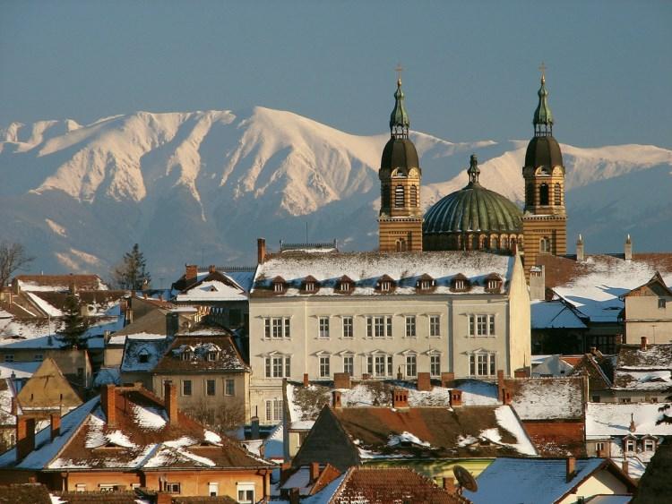City in Romania