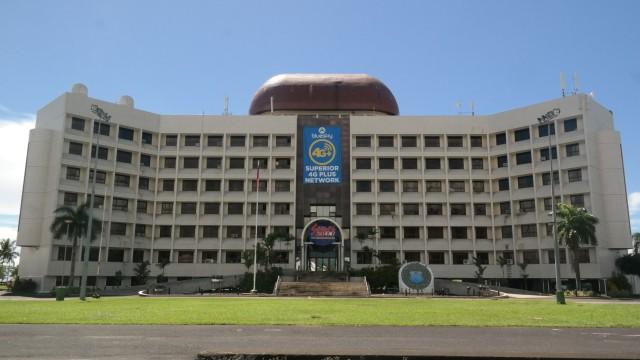Capitol of Samoa
