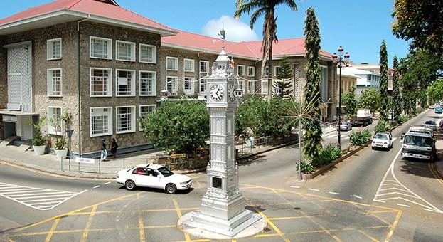 Seychelles Building
