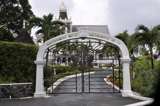 St. Lucia International Trust Building