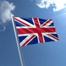 UK PLC flag