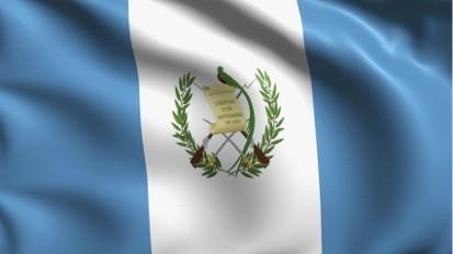 Guatemala Limited Liability Company (SRL) Flag