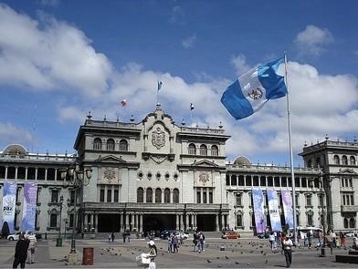 Guatemalan capitol