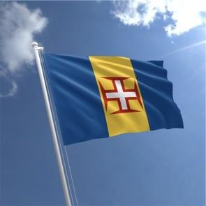 Madeira SGPS konpainiako bandera