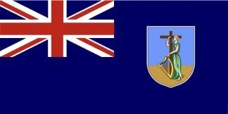 Montserrat IBC Flag