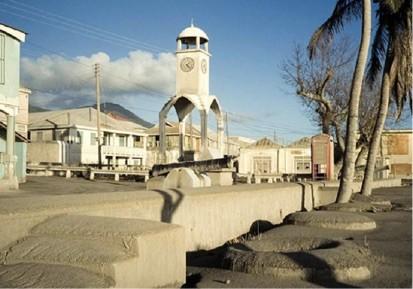 Building in Montserrat