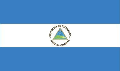Nicaragua Limited Liability Company (SCRL) Flag