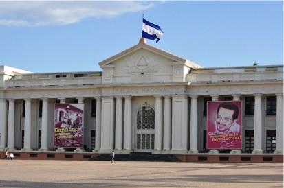 Nicaragua Capitol