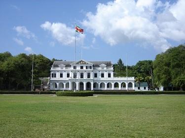 Suriname Limited Liability Company (NV)