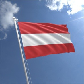 Austrian private foundation flag