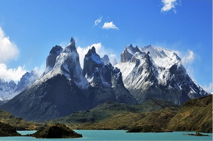 Chilean mountains