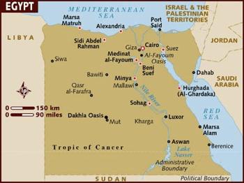 Misirin xəritəsi