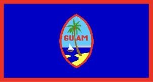 Guam LLC flag