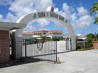 Guam capitol