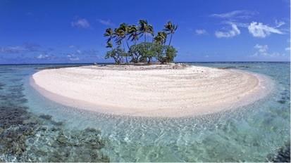 Island in Micronesia