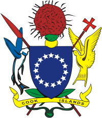 Cook Islands Shield