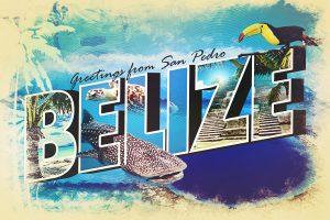 Belize mailing