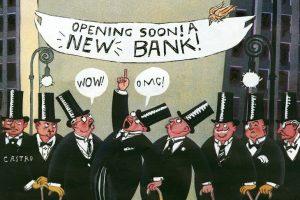 start a bank