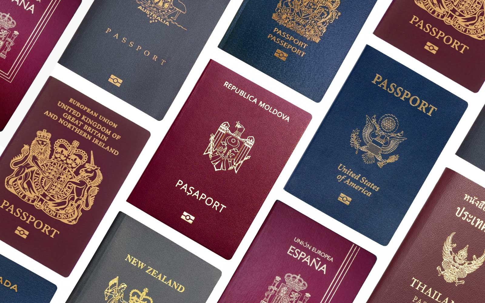 pasportoj