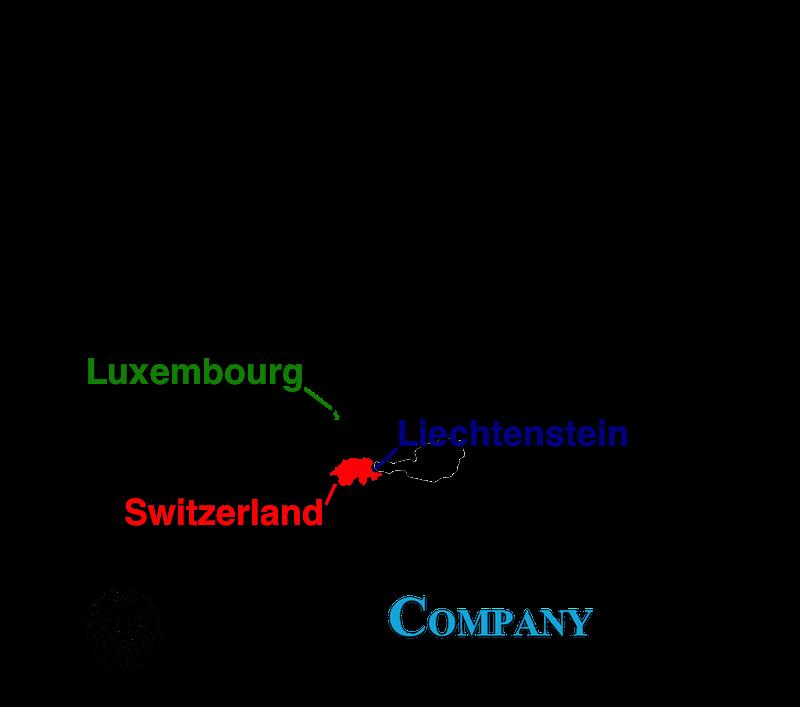 Եվրոպայի քարտեզ