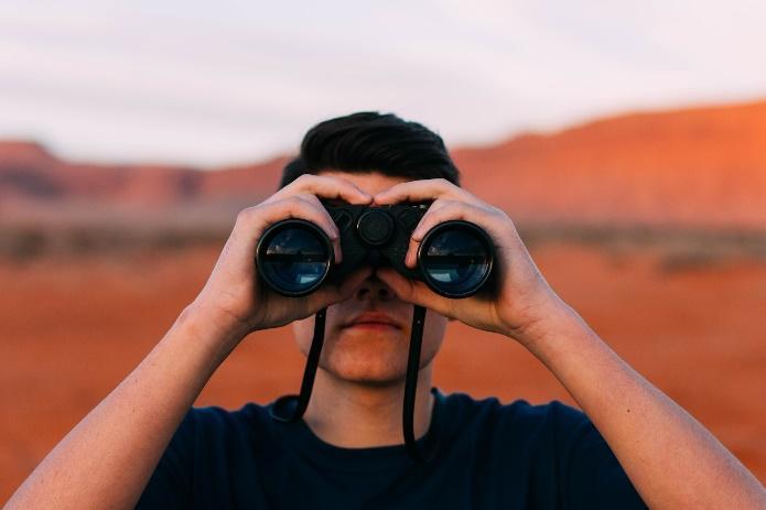 Binoculars - Abin da za a nema
