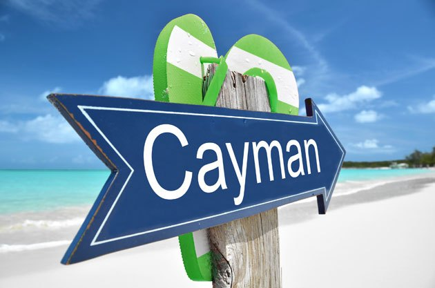 Cayman Company and Bank Account