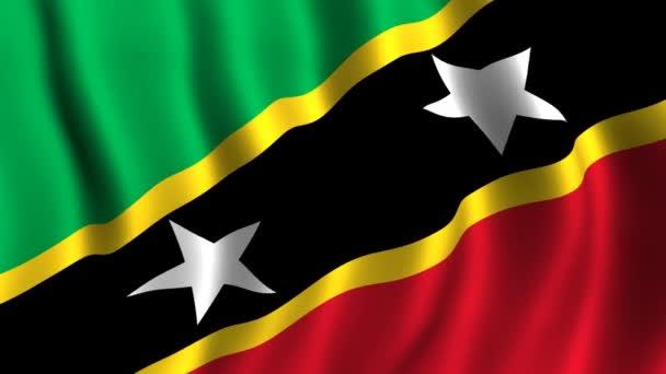 St. Kitts Nevis Flag